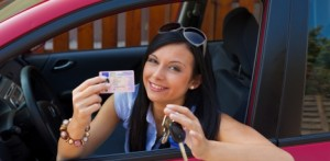Rent a Car Corfu licence