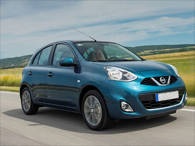 Nissan Micra 1.3 (or similar)