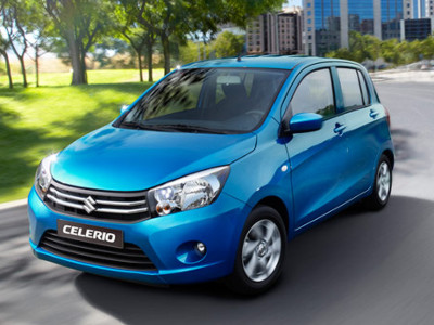 Suzuki Celerio (or similar)