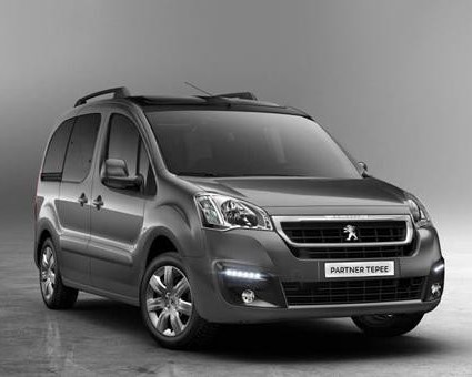 Peugeot Partner Tepee 5 (or Similar)